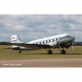 Herpa Wings 570886 Flygplan Pan American World Airways, Douglas DC-3