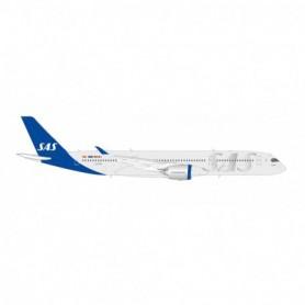 Herpa Wings 570923 Flygplan SAS Scandinavian Airlines Airbus A350-900