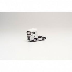 Herpa 311922 MAN TGX GX rigid tractor, white
