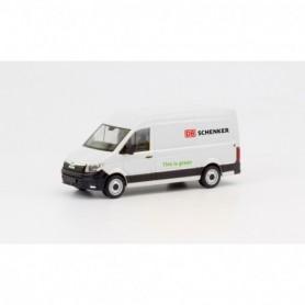 Herpa 095334 MAN eTGE box truck 'Schenker Oslo'