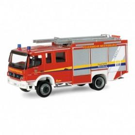 Herpa 095365 Mercedes-Benz Atego 04 Ziegler fire truck HLF 20|20 'Freiwillige Feuerwehr Meersburg'