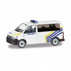 Herpa 095396 VW T6 Bus 'Zoll Belgien | Douane'