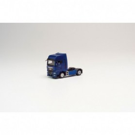 Herpa 312134 MAN TGX GX rigid tractor, blue