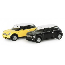 Herpa 033602 Mini Cooper?, metallic