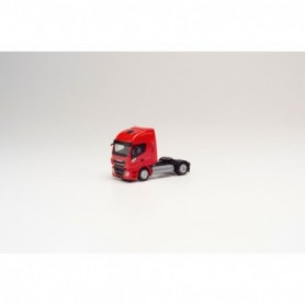 Herpa 312233 Iveco Stralis NP 460 Zugmaschine, red