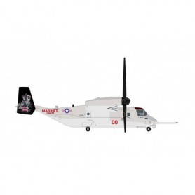 "Herpa Wings 570961 Flygplan Bell|Boeing MV-22B Osprey - VMM-163 ""Evil Eyes"", Miramar Air Station - Halloween 2018 – 00-8657"