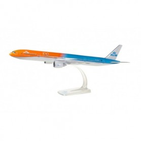 "Herpa Wings 611275-001 Flygplan KLM Boeing 777-300ER – PH-BVA ""Orange Pride"""