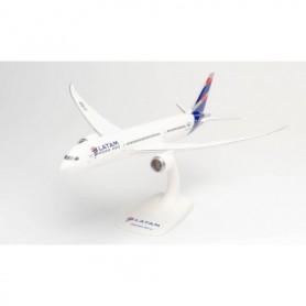 Herpa Wings 612692 Flygplan LATAM Boeing 787-9 Dreamliner – CC-BGB