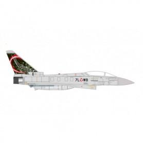 "Herpa Wings 580649 Flygplan Austrian Air Force Eurofighter Typhoon - Zeltweg Air Base ""Austrian Typhoons"" – 7L-WB"