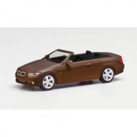 Herpa 033763-002 BMW 3 Cabrio™, marrakesh brown metallic