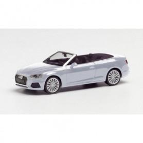 Herpa 038768-002 Audi A5 convertible, silver metallic