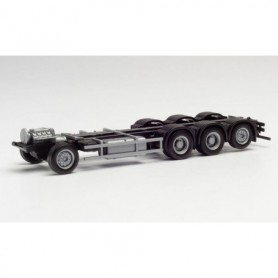 Herpa 085182 part service chassis Scania 4-axis truck