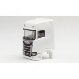 Herpa 085212 part service cabine Scania CS with short flaps
