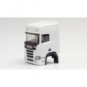Herpa 085229 part service canine Scania CR with short flaps