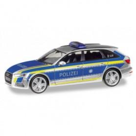 "Herpa 095501 Audi A4 Avant ""Police Ingolstadt"""