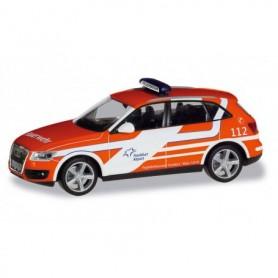 """Herpa 095532 Audi Q5 ELW """"Fraport"""""""