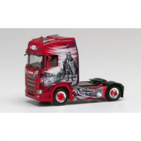 "Herpa 312295 Scania CS 20 high roof tractor""Sefl Transporte"""
