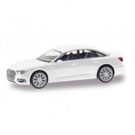 Herpa 420297-002 Audi A6 ® Limousine, ibis white