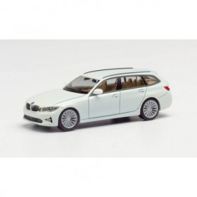Herpa 420839 BMW 3er Touring, alpine white