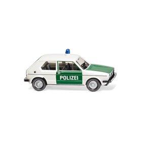 """Wiking 04503 VW Golf I """"Polizei"""""""