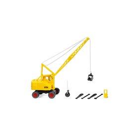 """Wiking 66205 Cable excavator F 301 (Fuchs) """"Züblin"""""""