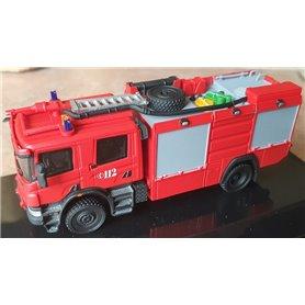 "ArsenalM 2FLFSRRO Scania Buffalo Rosenbauer, röd ""112"""