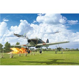 Italeri 2802 Flygplan Hurricane Mk.I