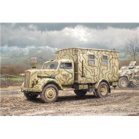 Italeri 6575 Opel Blitz Radio Truck