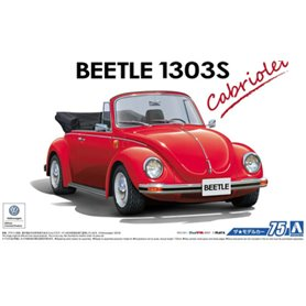 Aoshima 055724 VW Beetle 1303S Cabriolet