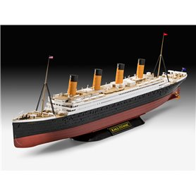 "Revell 05498 RMS Titanic ""Easy Click System"""