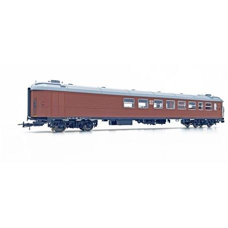 NMJ 206101 Personvagn SJ B1C 5166