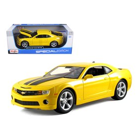 Maisto 31689 Chevrolet Camaro SS 2016, yellow