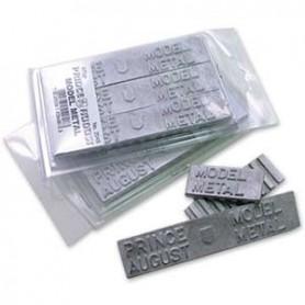 Prince August 2048 Modellmetal, 3 tackor, 375 gram