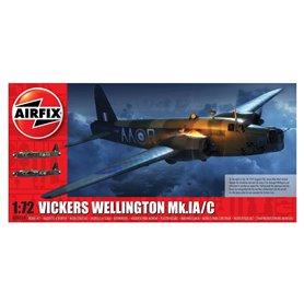 Airfix 08019 Flygplan Vickers Wellington Mk.1A/C