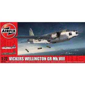Airfix 08020 Flygplan Vickers Wellington GR Mk.VIII