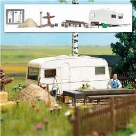 Busch 6050 Permanent camper
