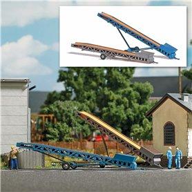 Busch 1374 Conveyor belts