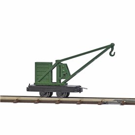 Busch 12251 Railroad Crane