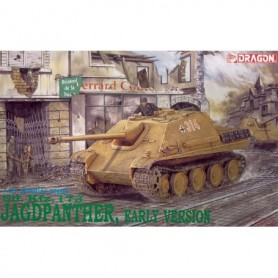Dragon 9012 Tanks Sd. Kfz. 173 Jagdpanther Early Version