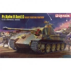"""Dragon 9045 Tanks Pz.Kpfw.V Asuf.G """"Night Fighting Panther"""""""