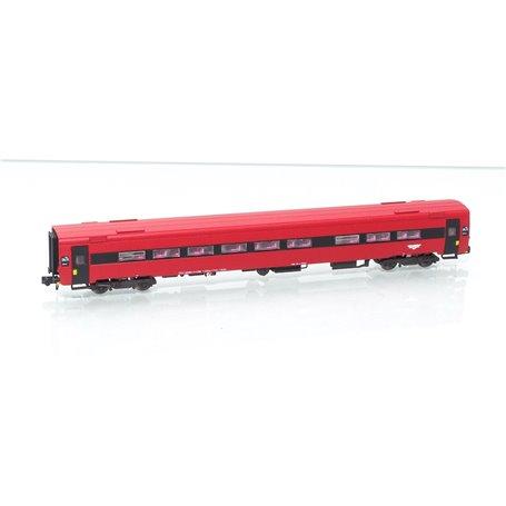 "ASM 187602 Personvagn typ NSB B7-4 ""Oslo"""