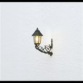 Brawa 5357 Vägglampa `Nürnberg`, höjd 20 mm