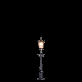 Brawa 84046 Gaslampa, 1 st, höjd 50 mm, LED lampa