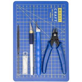 "Model Craft PTK1010 Verktygsset ""Pro Plastic Modelling Tool Set"""