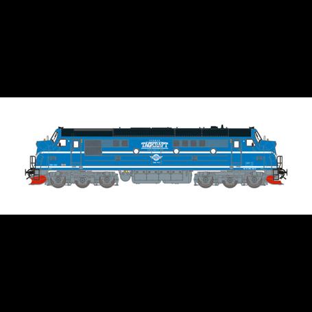 """Dekas DK-8750094 Diesellok Nohab TMX 1042 """"Tågkraft"""" DC Digital med ljud"""