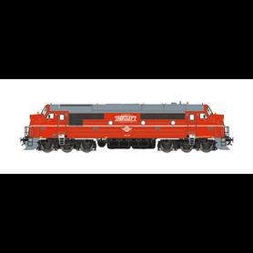 "Dekas DK-8750102 Diesellok Nohab TMX 1033 "" Svensk Tågkraft"" DC Digital"