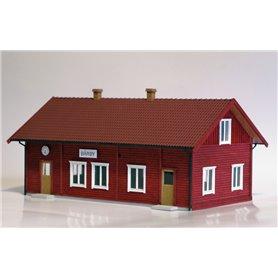 """MobaArt 100305 Station """"Bärby"""", svensk modell"""