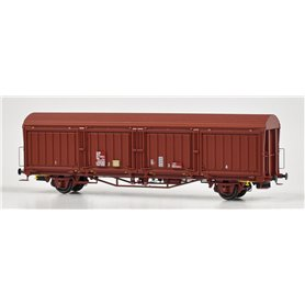 Dekas DK-872207 Godsvagn SJ Hbis (712) 21 RIV 74 SJ 211 5 870-0