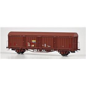 """Dekas DK-872210 Godsvagn SJ Hbis(731) 21 RIV 74 SJ 225 0 379-7 """"Korsnäs Express"""""""