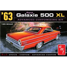 AMT 1186 Ford Galaxie 500 XL 1963
